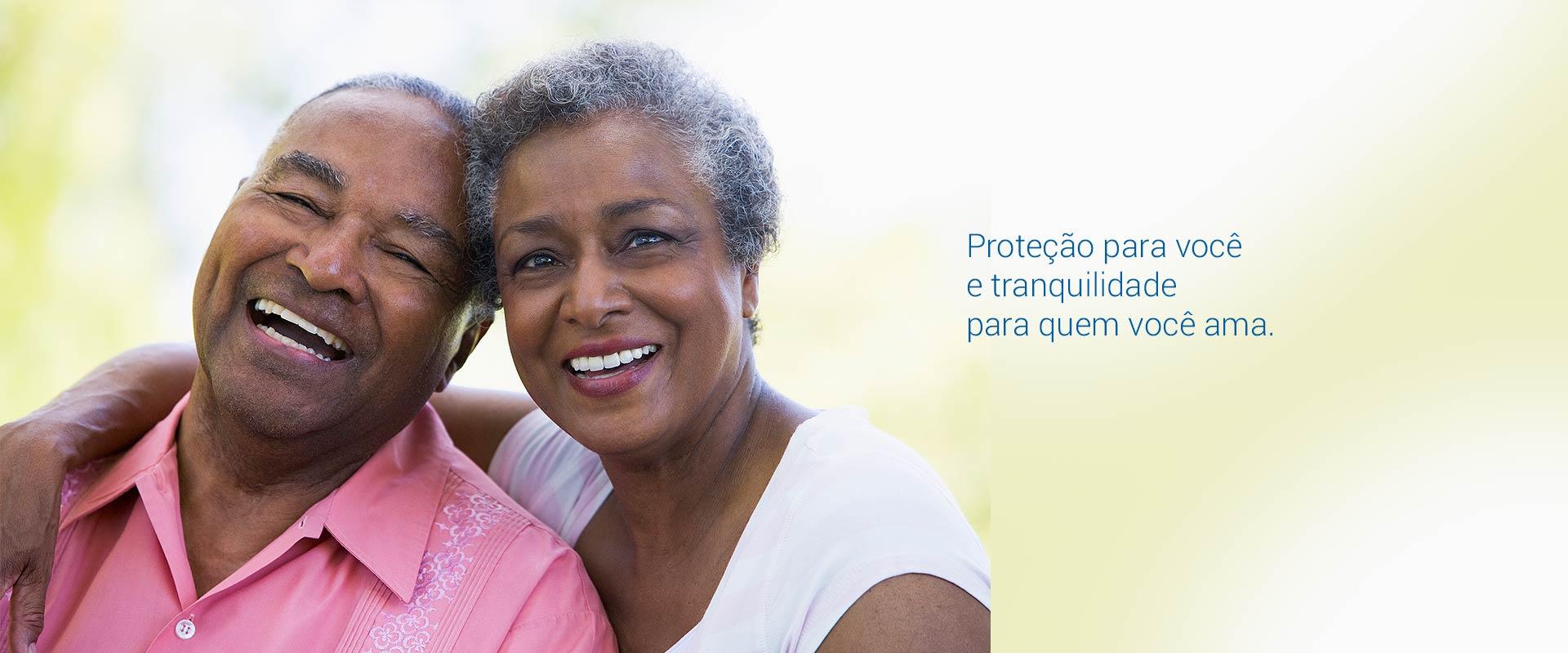 Proteção para você