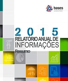 Relatório Anual de Informações (Resumo) 2015